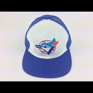 9e61167d50e twins enterprise Accessories - Vintage 90s Toronto blue jays MLB adjustable  hat